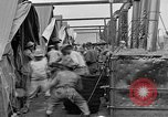 Image of Injured allied soldiers on litters World War I France, 1918, second 61 stock footage video 65675042399