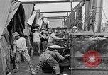 Image of Injured allied soldiers on litters World War I France, 1918, second 62 stock footage video 65675042399