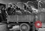 Image of Allied soldiers France, 1918, second 37 stock footage video 65675042401