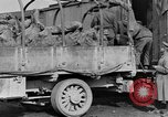 Image of Allied soldiers France, 1918, second 52 stock footage video 65675042401