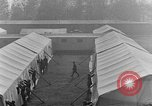 Image of tent area France, 1918, second 20 stock footage video 65675042406