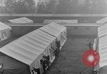 Image of tent area France, 1918, second 26 stock footage video 65675042406