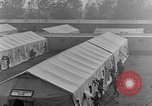 Image of tent area France, 1918, second 30 stock footage video 65675042406