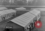 Image of tent area France, 1918, second 31 stock footage video 65675042406