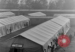 Image of tent area France, 1918, second 32 stock footage video 65675042406
