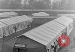 Image of tent area France, 1918, second 33 stock footage video 65675042406