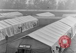 Image of tent area France, 1918, second 34 stock footage video 65675042406