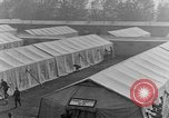 Image of tent area France, 1918, second 37 stock footage video 65675042406