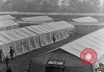 Image of tent area France, 1918, second 38 stock footage video 65675042406