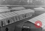 Image of tent area France, 1918, second 39 stock footage video 65675042406