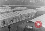 Image of tent area France, 1918, second 40 stock footage video 65675042406