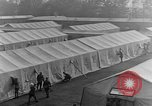 Image of tent area France, 1918, second 42 stock footage video 65675042406