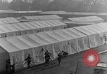 Image of tent area France, 1918, second 44 stock footage video 65675042406