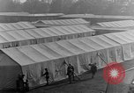Image of tent area France, 1918, second 45 stock footage video 65675042406
