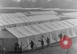 Image of tent area France, 1918, second 46 stock footage video 65675042406