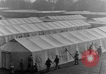 Image of tent area France, 1918, second 47 stock footage video 65675042406