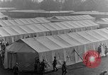 Image of tent area France, 1918, second 48 stock footage video 65675042406