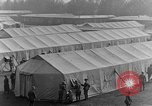 Image of tent area France, 1918, second 49 stock footage video 65675042406