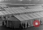 Image of tent area France, 1918, second 50 stock footage video 65675042406