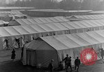Image of tent area France, 1918, second 51 stock footage video 65675042406