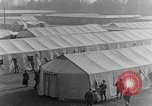 Image of tent area France, 1918, second 52 stock footage video 65675042406