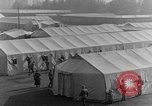 Image of tent area France, 1918, second 54 stock footage video 65675042406