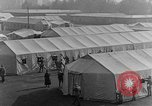 Image of tent area France, 1918, second 55 stock footage video 65675042406