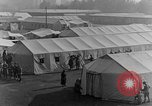 Image of tent area France, 1918, second 57 stock footage video 65675042406