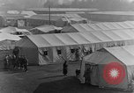 Image of tent area France, 1918, second 58 stock footage video 65675042406