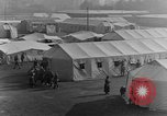 Image of tent area France, 1918, second 60 stock footage video 65675042406