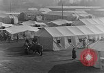 Image of tent area France, 1918, second 61 stock footage video 65675042406