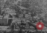 Image of Zeppelin airship Schwaben crashes in flames London England United Kingdom, 1917, second 12 stock footage video 65675042410