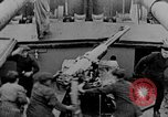 Image of German submarine surrenders to British Q-ship Mediterranean Sea, 1917, second 22 stock footage video 65675042412