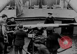 Image of German submarine surrenders to British Q-ship Mediterranean Sea, 1917, second 23 stock footage video 65675042412