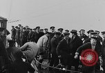 Image of German submarine surrenders to British Q-ship Mediterranean Sea, 1917, second 41 stock footage video 65675042412
