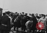 Image of German submarine surrenders to British Q-ship Mediterranean Sea, 1917, second 43 stock footage video 65675042412