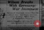 Image of Woodrow Wilson Europe, 1917, second 3 stock footage video 65675042413