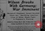 Image of Woodrow Wilson Europe, 1917, second 4 stock footage video 65675042413