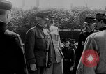 Image of Woodrow Wilson Europe, 1917, second 41 stock footage video 65675042413