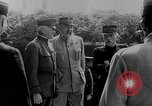 Image of Woodrow Wilson Europe, 1917, second 42 stock footage video 65675042413