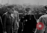 Image of Woodrow Wilson Europe, 1917, second 43 stock footage video 65675042413