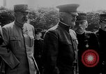 Image of Woodrow Wilson Europe, 1917, second 45 stock footage video 65675042413