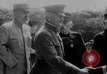 Image of Woodrow Wilson Europe, 1917, second 46 stock footage video 65675042413