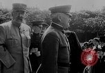 Image of Woodrow Wilson Europe, 1917, second 47 stock footage video 65675042413