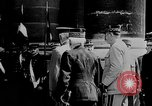 Image of Woodrow Wilson Europe, 1917, second 49 stock footage video 65675042413