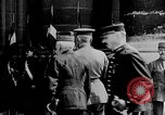 Image of Woodrow Wilson Europe, 1917, second 50 stock footage video 65675042413
