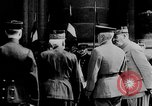Image of Woodrow Wilson Europe, 1917, second 51 stock footage video 65675042413