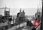 Image of captured U boat Atlantic Ocean, 1918, second 5 stock footage video 65675042419