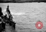 Image of captured U boat Atlantic Ocean, 1918, second 7 stock footage video 65675042419