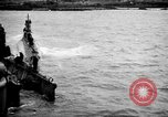 Image of captured U boat Atlantic Ocean, 1918, second 10 stock footage video 65675042419